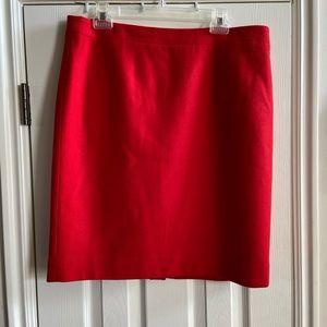 EUC J Crew pencil skirt